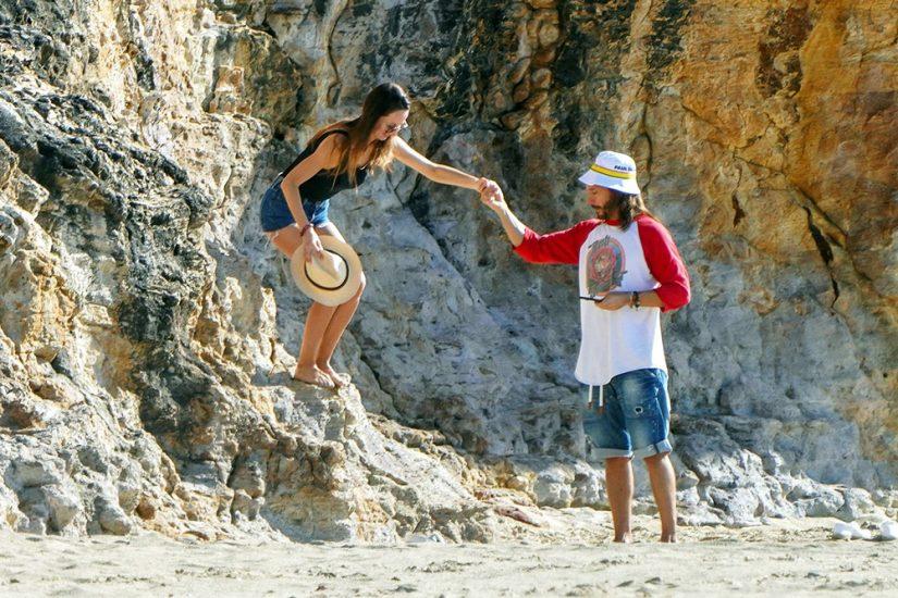 Bob Sinclar NUDE On The Beach & Shirtless, Bulge & Hot Pics 59