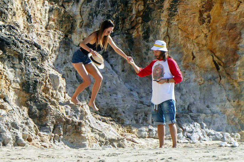 Bob Sinclar NUDE On The Beach & Shirtless, Bulge & Hot Pics 58