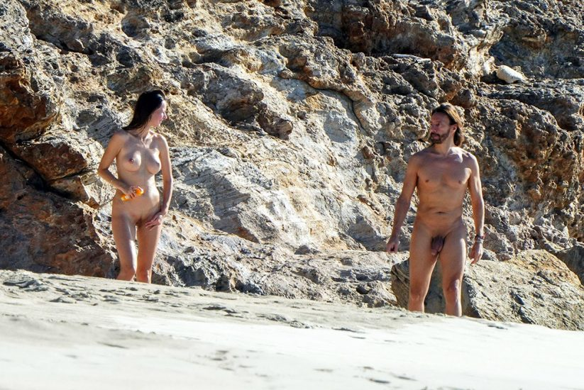 Bob Sinclar NUDE On The Beach & Shirtless, Bulge & Hot Pics 54