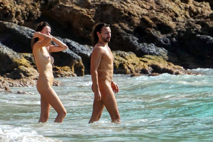 Bob Sinclar NUDE On The Beach & Shirtless, Bulge & Hot Pics 44