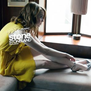 Emma Stone Nude Pics and Sex Tape Porn Video 39