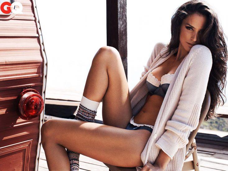 Genesis Rodriguez Nude LEAKED Pics & Hot Scenes 111