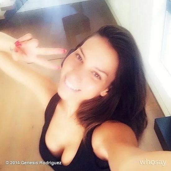 Genesis Rodriguez Nude LEAKED Pics & Hot Scenes 13