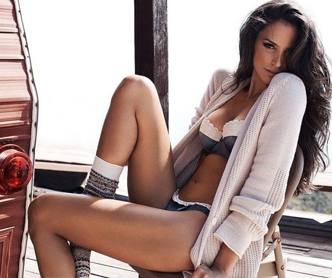 Genesis Rodriguez Nude LEAKED Pics & Hot Scenes 9