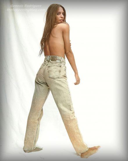 Genesis Rodriguez Nude LEAKED Pics & Hot Scenes 3