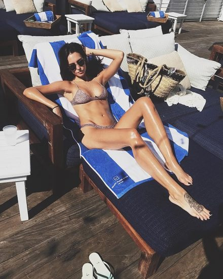 Genesis Rodriguez Nude LEAKED Pics & Hot Scenes 72