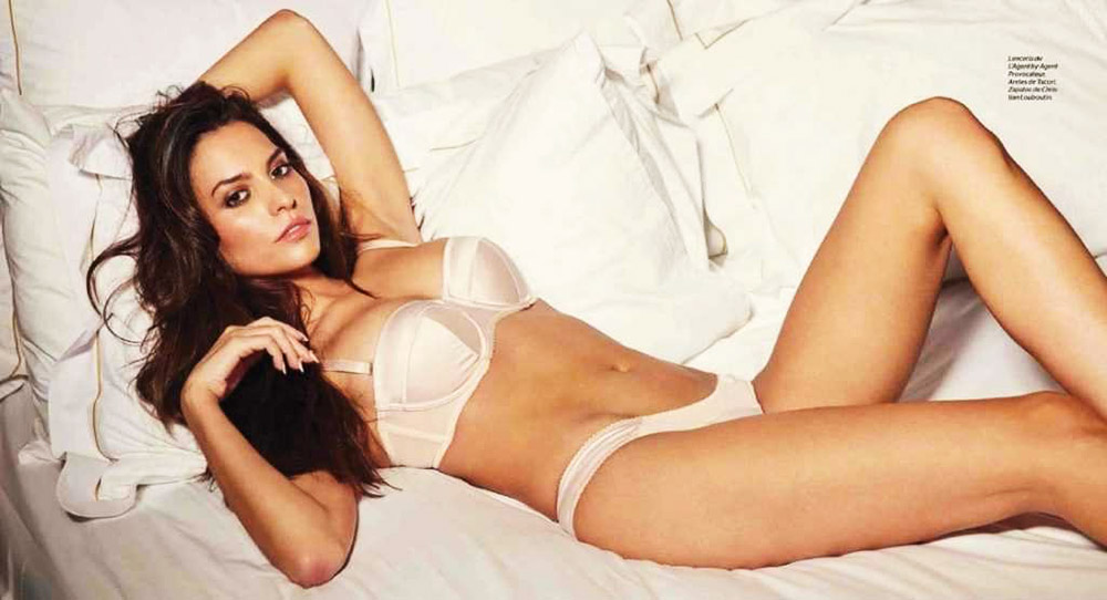 Genesis Rodriguez Nude LEAKED Pics & Hot Scenes 116