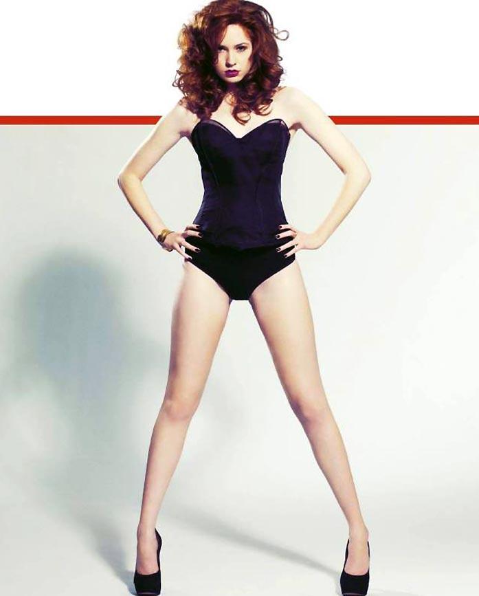 Karen Gillan discusses nude scenes for new film Not
