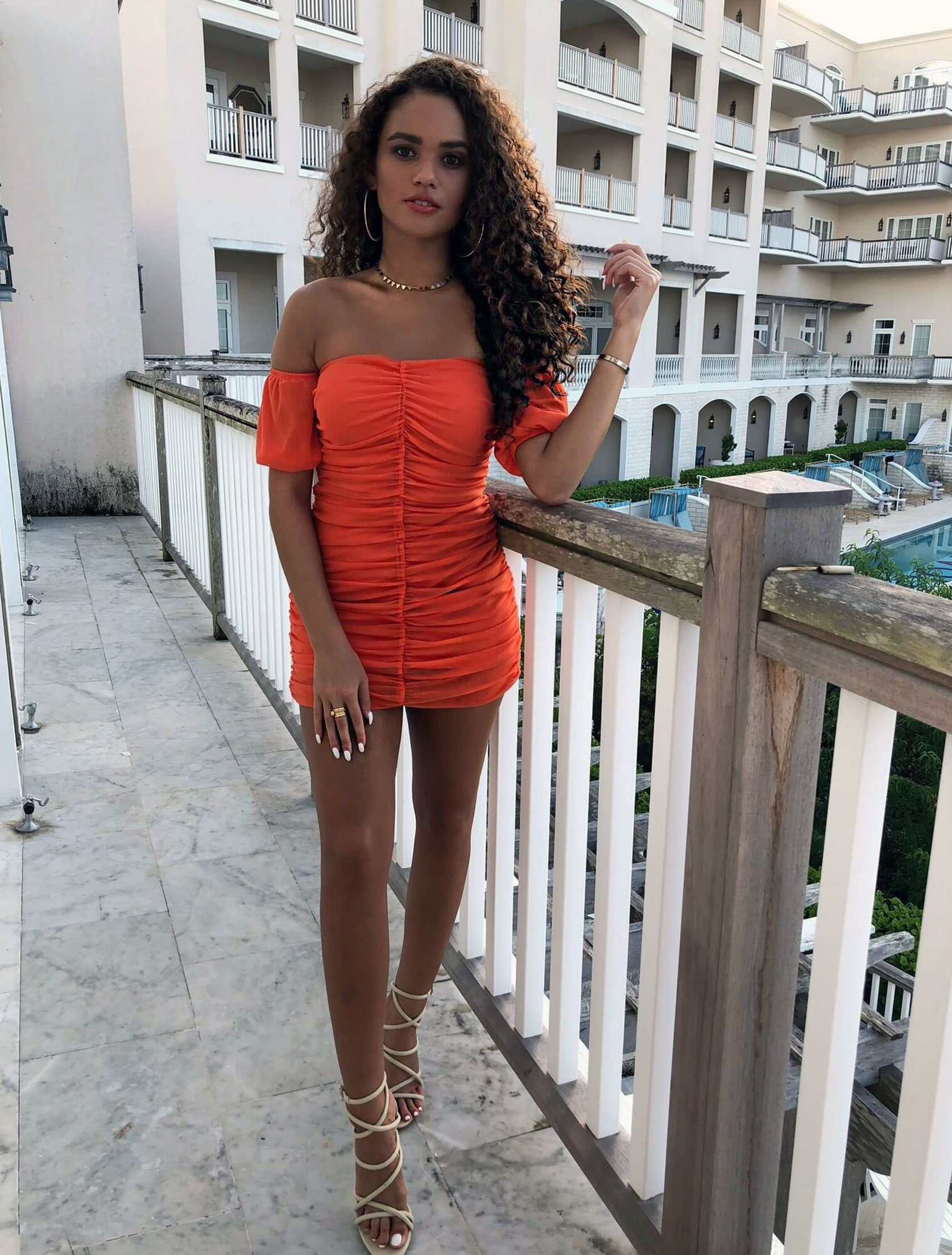 Madison Pettis Nude in Porn Video & Hot Lingerie Photos