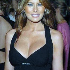 Melania Trump Nude Pics and NEW LEAKED Porn Video 44