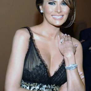 Melania Trump Nude Pics and NEW LEAKED Porn Video 48
