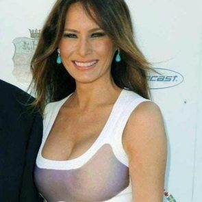 Melania Trump Nude Pics and NEW LEAKED Porn Video 52