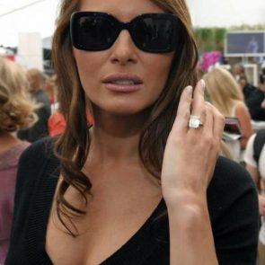 Melania Trump Nude Pics and NEW LEAKED Porn Video 57