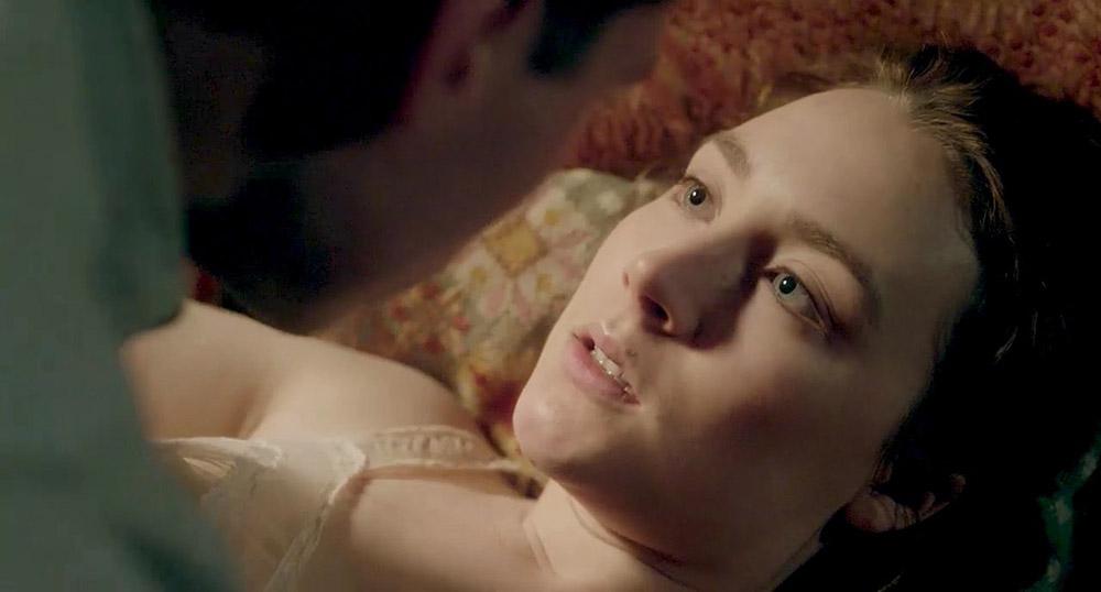 Saoirse Ronan Nude LEAKED Pics & Topless Sex Scenes 9