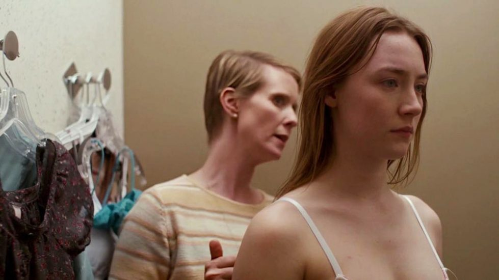 Saoirse Ronan Nude LEAKED Pics & Topless Sex Scenes 18