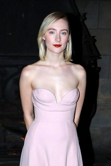 Saoirse Ronan Nude LEAKED Pics & Topless Sex Scenes 36