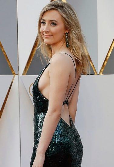 Saoirse Ronan Nude LEAKED Pics & Topless Sex Scenes 22