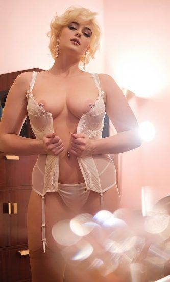 Stefania Ferrario Nude & Lesbian Pics And LEAKED Porn 145