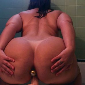 Tiffany Capotelli nude with butt plug