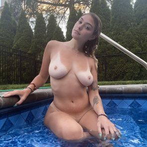 Wet Kitty Nude Photos and Leaked Blowjob Video 24