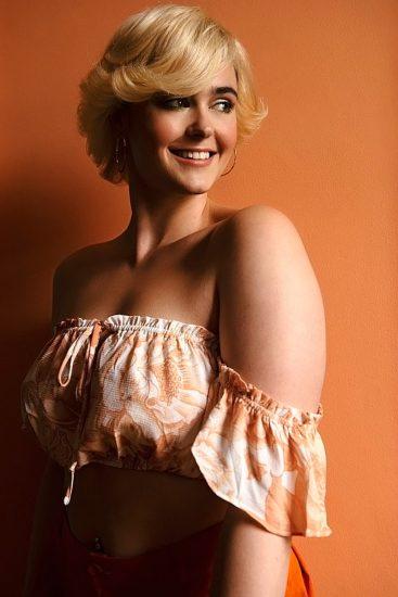 Stefania Ferrario Nude & Lesbian Pics And LEAKED Porn 130