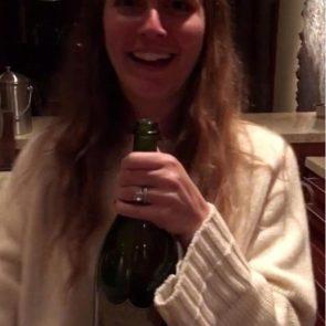 Leighton Meester Nude in SCANDALOUS Porn Video 14