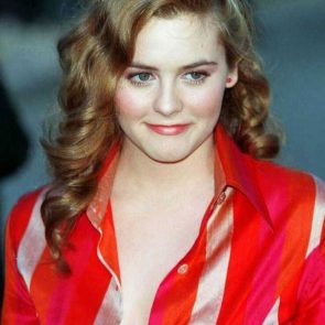 Alicia Silverstone Nude in LEAKED Sex Tape and Pics 36