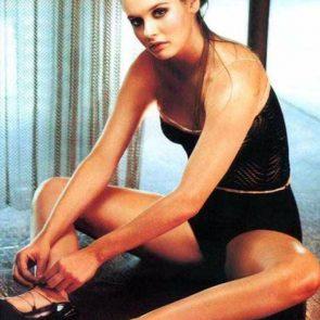 Alicia Silverstone nude lingerie