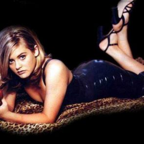 Alicia Silverstone Nude in LEAKED Sex Tape and Pics 20