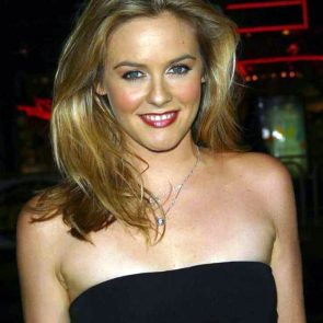 Alicia Silverstone Nude in LEAKED Sex Tape and Pics 17