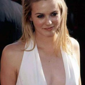 Alicia Silverstone Nude in LEAKED Sex Tape and Pics 16