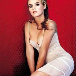 Alicia Silverstone Nude in LEAKED Sex Tape and Pics 11