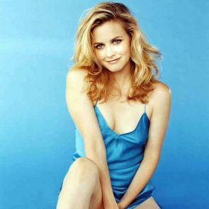 Alicia Silverstone Nude in LEAKED Sex Tape and Pics 10