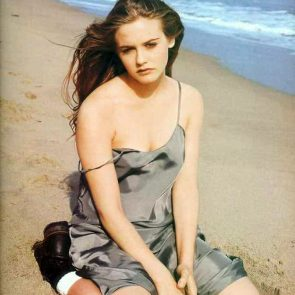 Alicia Silverstone Nude in LEAKED Sex Tape and Pics 9