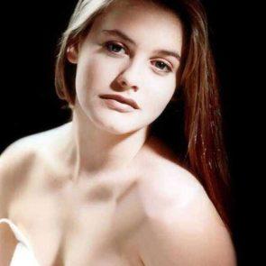 Alicia Silverstone nude topless