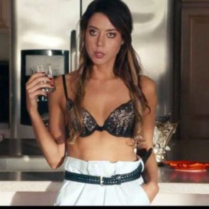 Aubrey Plaza Nude leaked pics and PORN video 41