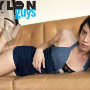 Aubrey Plaza Nude leaked pics and PORN video 8