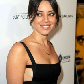 Aubrey Plaza Nude leaked pics and PORN video 13