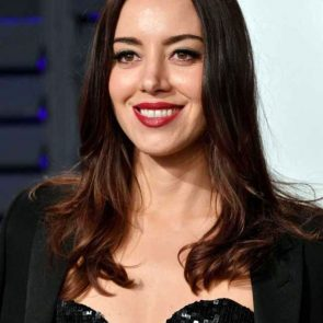 Aubrey Plaza Nude leaked pics and PORN video 60