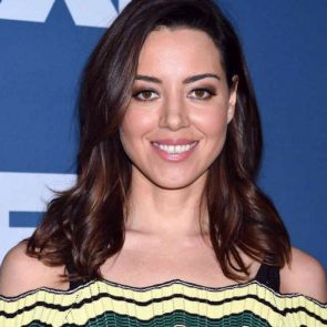 Aubrey Plaza Nude leaked pics and PORN video 59