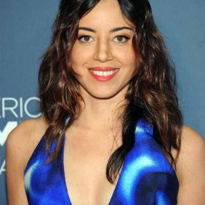 Aubrey Plaza Nude leaked pics and PORN video 58