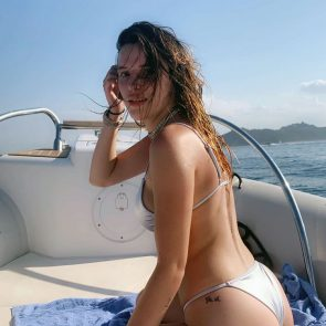 Bella Thorne Nude LEAKED Pics and Porn Video NEW 2021 UPDATE! 202