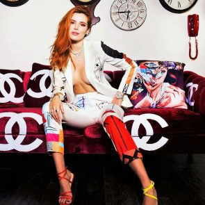 Bella Thorne Nude LEAKED Pics and Porn Video NEW 2021 UPDATE! 251