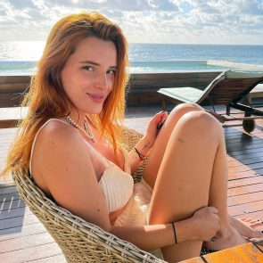 Bella Thorne Nude LEAKED Pics and Porn Video NEW 2021 UPDATE! 261