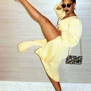 Beyonce nude legs long