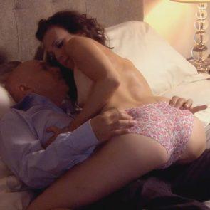 Carla Callo topless sex scene Californication