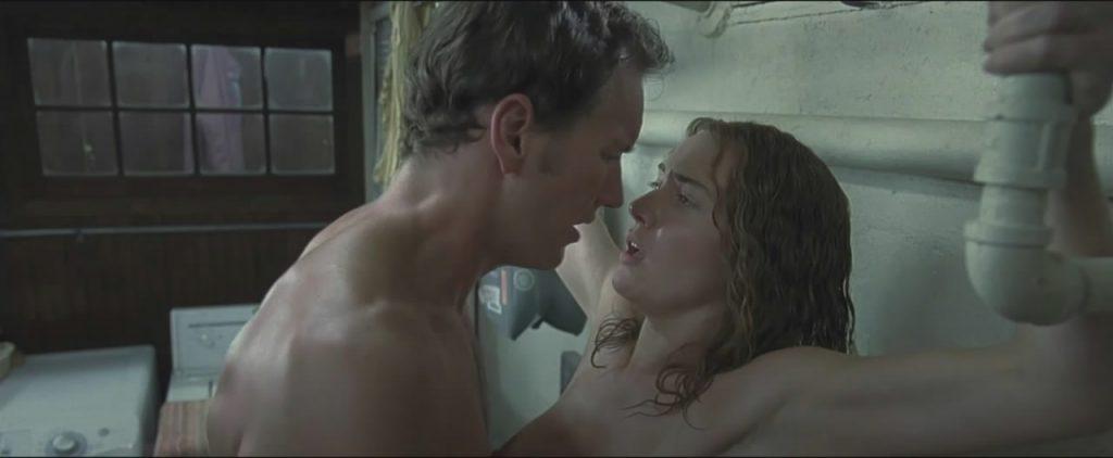 Fully naked Kate Winslet having sex in basement from Little Children