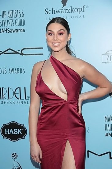 Kira Kosarin Nude Leaked & Hot Pics and Porn Video 94