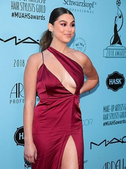 Kira Kosarin Nude Leaked & Hot Pics and Porn Video 83