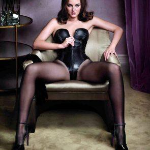 Leighton Meester Nude in SCANDALOUS Porn Video 24